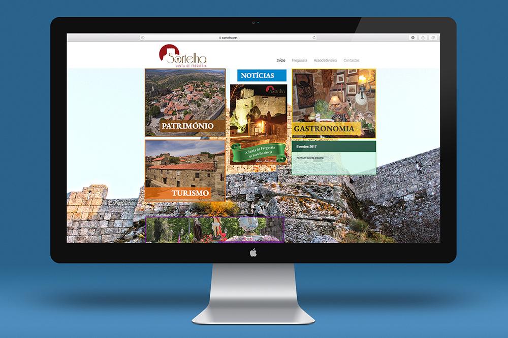 Imagem de site institucional