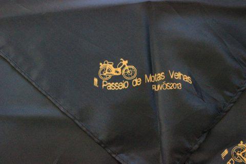 Imagem de lenços personalizados