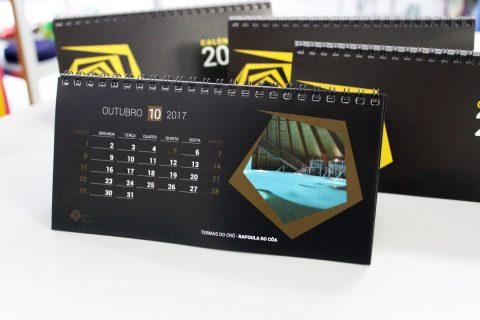Imagem de calendário criativo